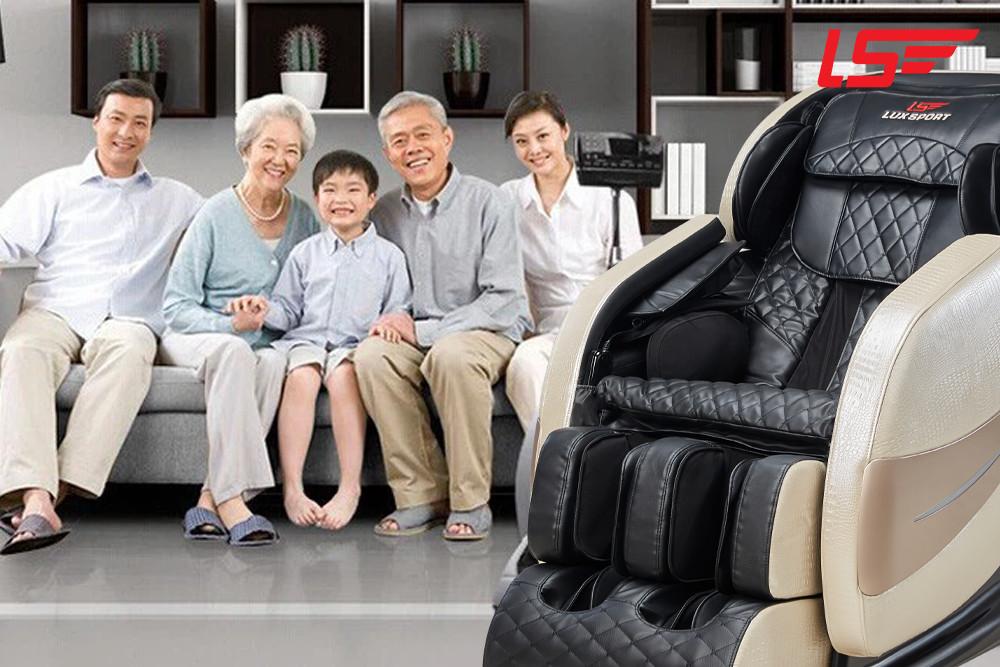 Hướng dẫn mua máy massage toàn thân cho người già
